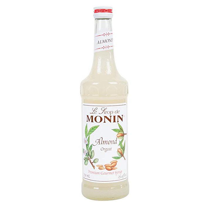 Monin Almond Syrup (EXP JAN 2020)