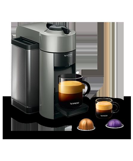 Nespresso VertuoLine Evoluo Grey (OPEN BOX - IN STORE PURCHASE ONLY)