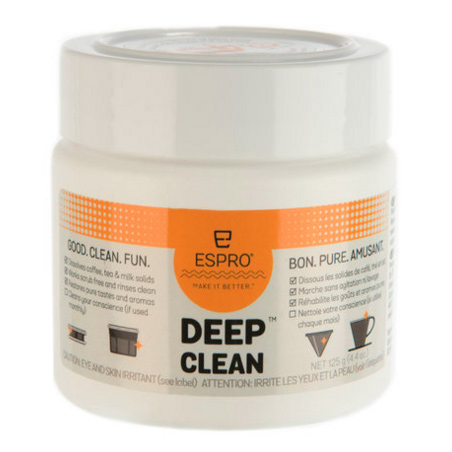 Espro Deep Clean 4oz Scrub Free Cleaner for Coffee and Tea #4104
