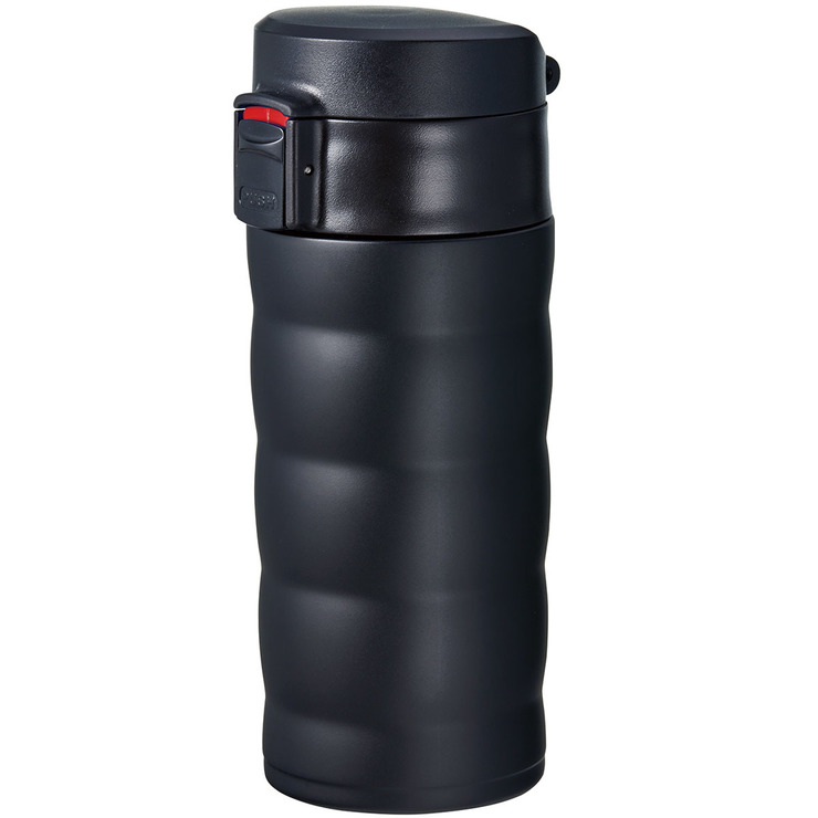 Hario V60 Soto Black Outdoor Mug - VSW-35B