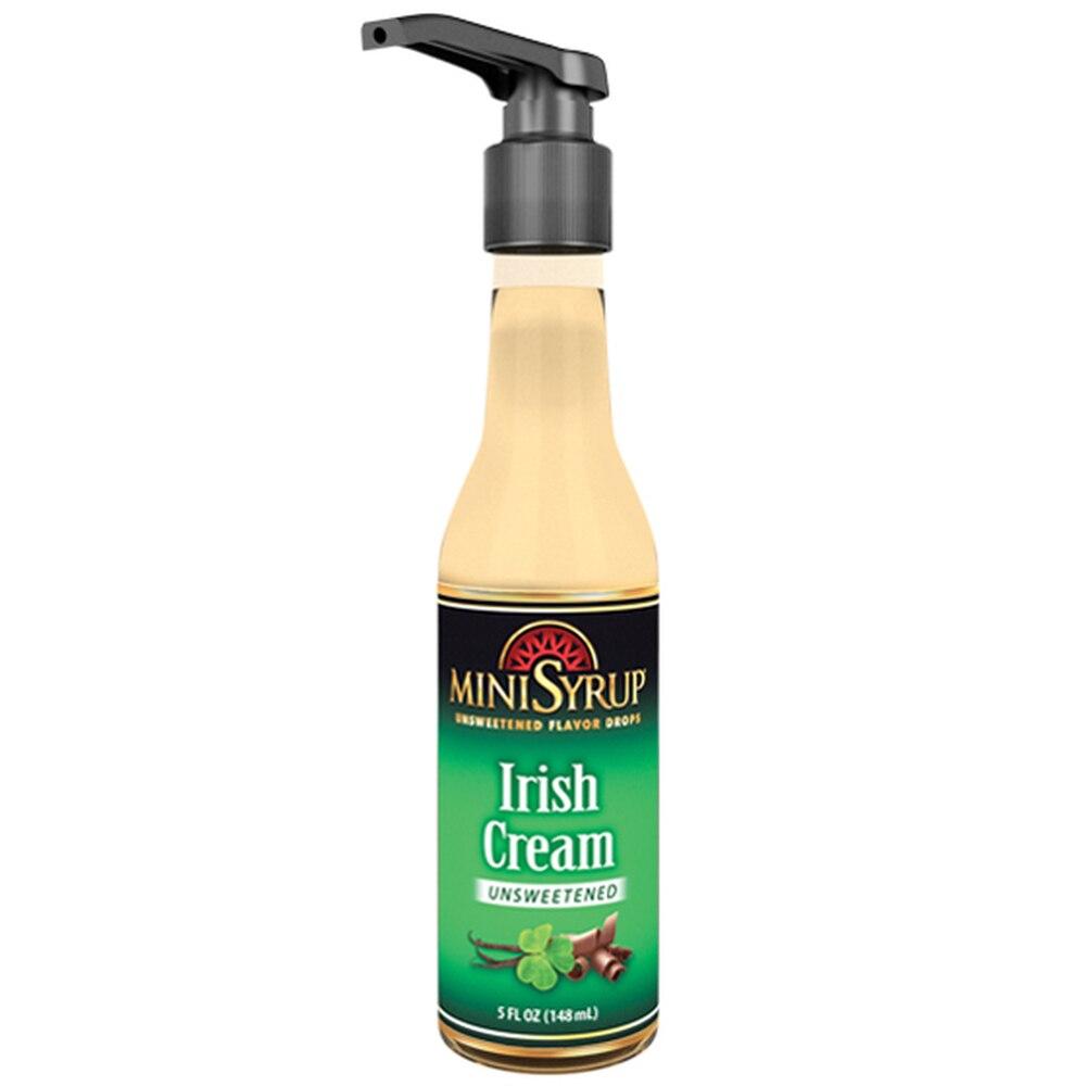 Zavida MiniSyrup - Irish Cream Flavour Shots - 5oz