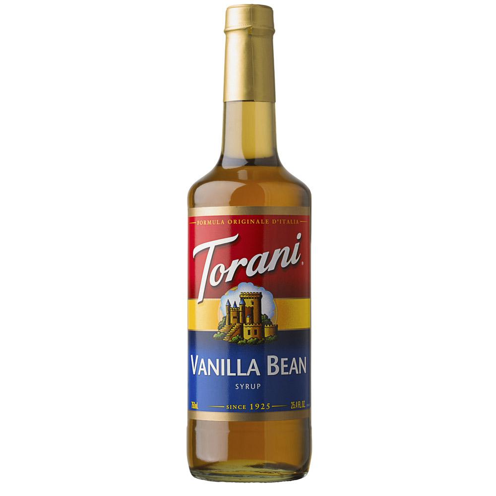 Torani Vanilla Bean 750ml