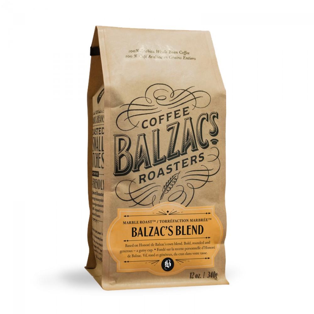Balzac's Coffee Roasters Balzac's Blend Beans - 12 oz