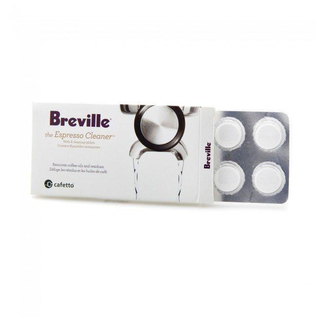 Breville Espresso Machine Cleaning Tablets BREBEC250
