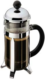 Bodum Chambord 3 Cup French Press Coffee Maker Chrome 1923