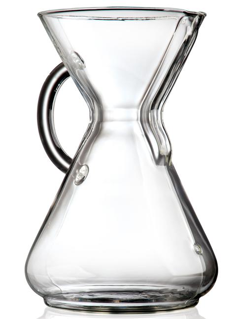 Chemex Glass Handle Series 10 Cup Glass Coffee Maker