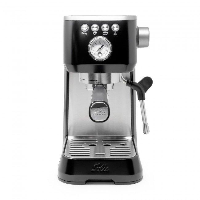 Solis Barista Perfetta Plus Semi-Automatic Espresso Machine 1170 - Black 980.38