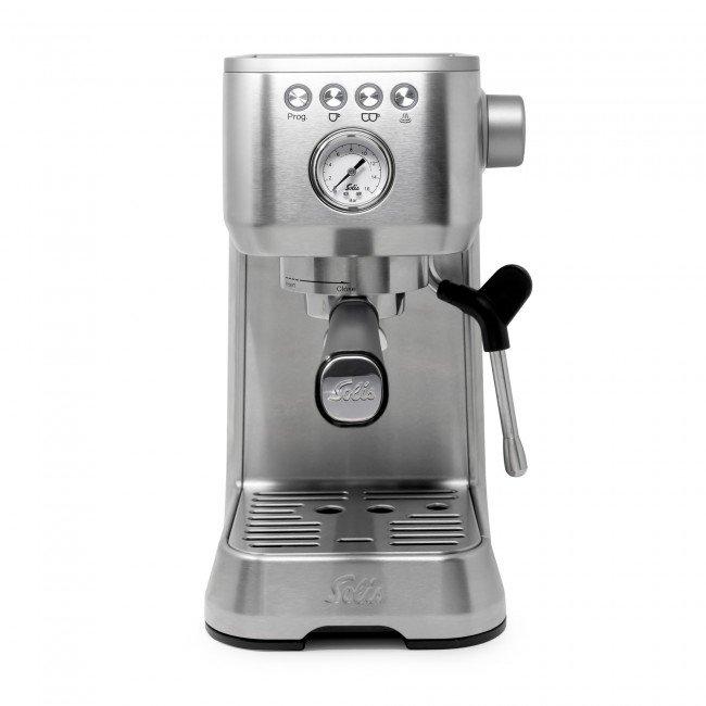 Solis Barista Perfetta Plus Semi-Automatic Espresso Machine 1170 - Silver 980.37