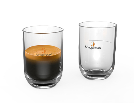 Handpresso Outdoor Dosing Auto Espresso Cups