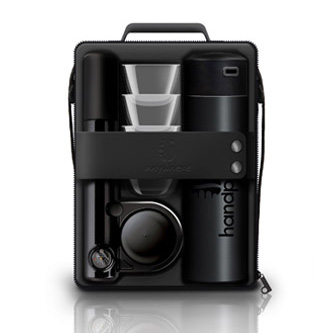 Handpresso Pump Outdoor Set Black