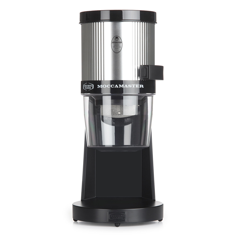 Technivorm Moccamaster KM4 Tabletop Coffee Grinder Brushed Silver - 49312