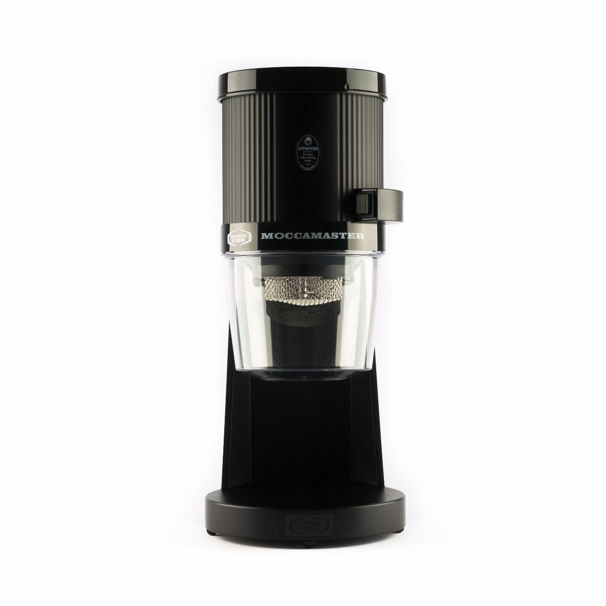 Technivorm Moccamaster KM4 Tabletop Coffee Grinder Matte Black - 49314