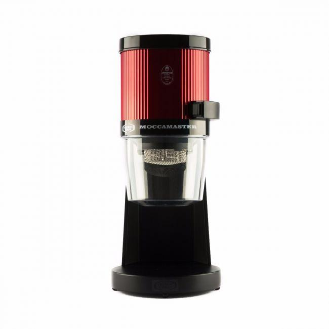 Technivorm Moccamaster KM4 Tabletop Coffee Grinder Red Metallic - 49313