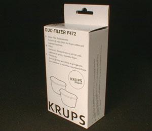 Krups Duo Charcoal Water Filter