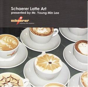 Schaerer Latte Art Barista DVD