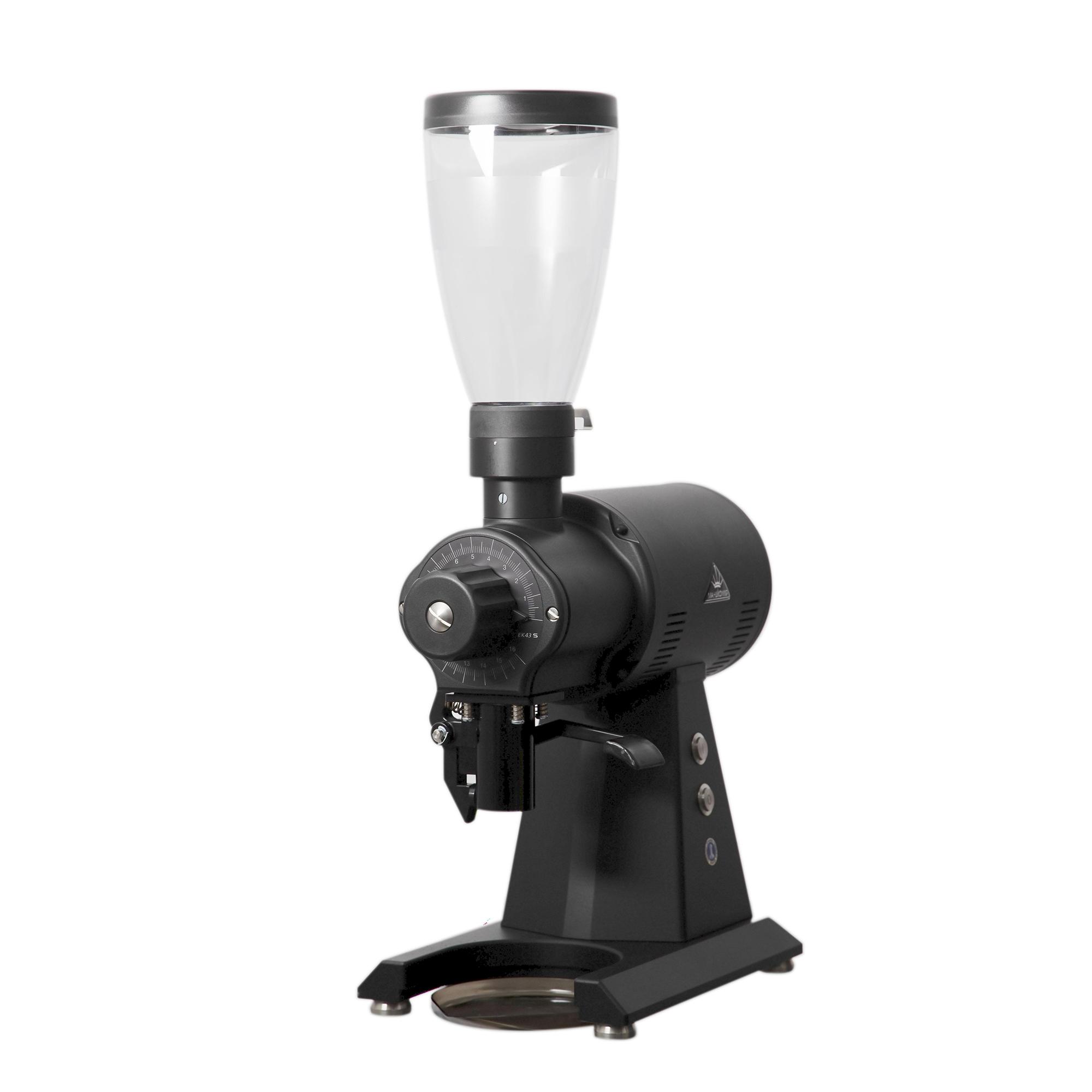 Mahlkonig EK43S Espresso Grinder BLACK