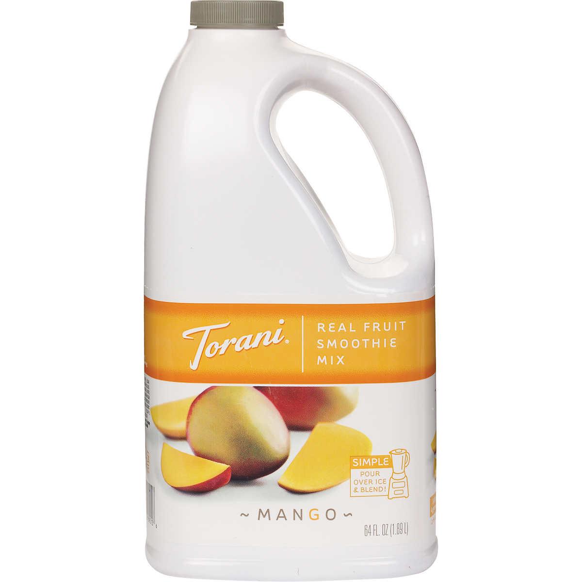 Torani Mango Real Fruit Smoothie Mix