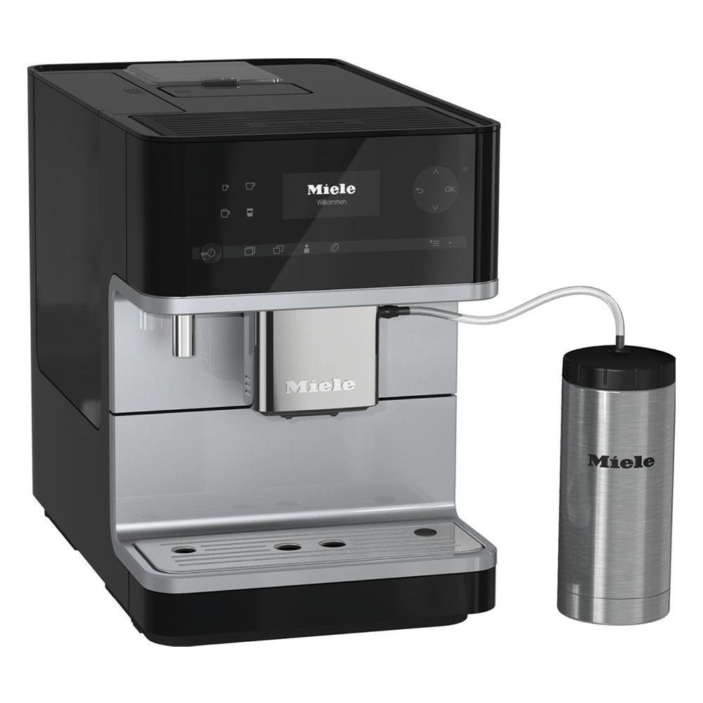 Miele CM6350 Super Automatic Espresso Machine - Obsidian Black 29635020USA