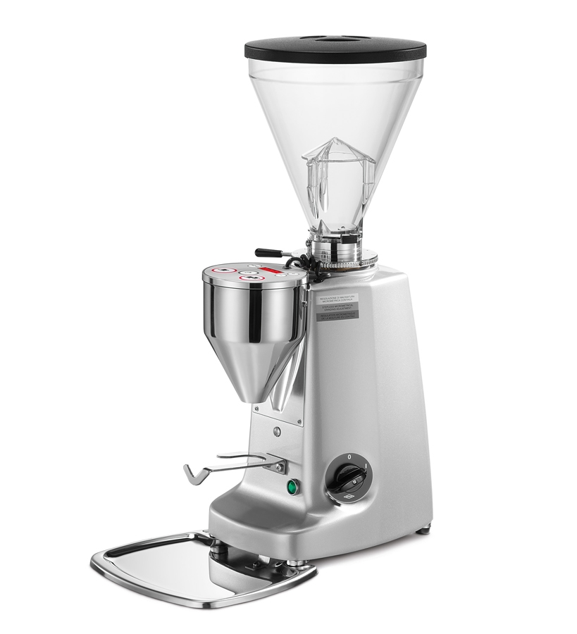 Mazzer Super Jolly E1 Doserless Espresso Grinder Polished