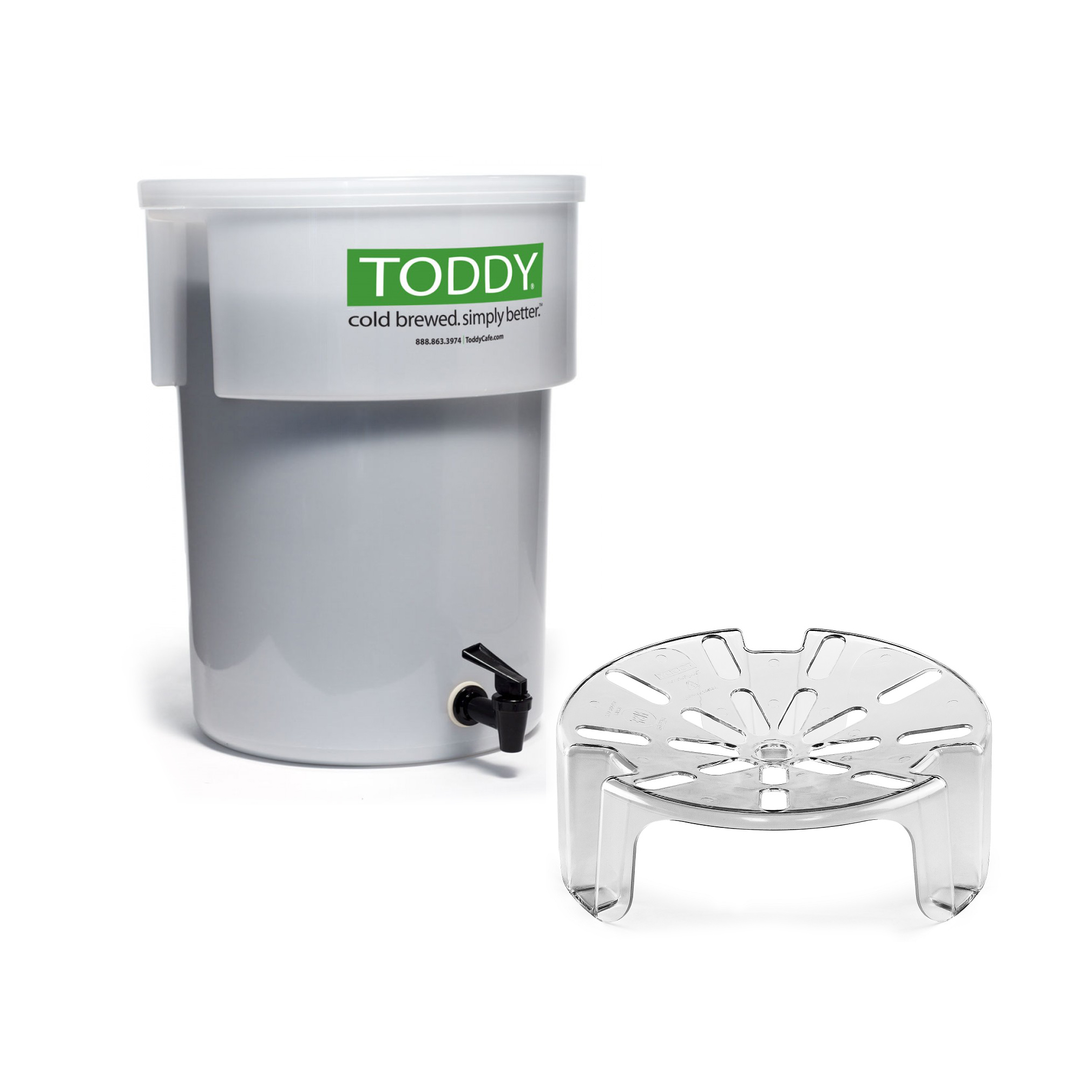 Toddy Commercial Cold Brew Coffee System with Lift - CMLTCM