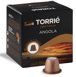 Torrie Capsules - Angola  - Box of 10