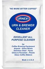 Urnex Urn and Brewer Cleaner - 48 per Case