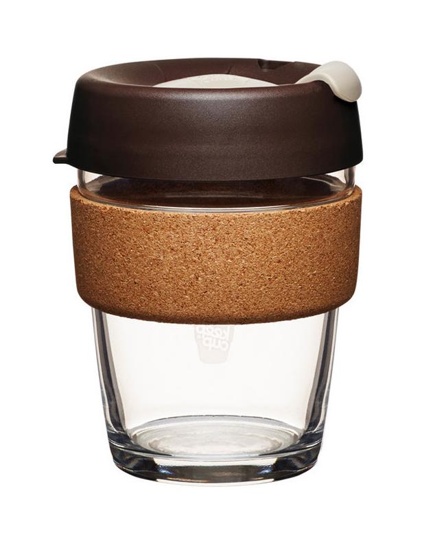 KeepCup Brew Cork 12oz - Almond