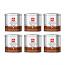 Illy IperEspresso Arabica Capsules - 21 Capsules - Brasile - 7105 - Case of 6