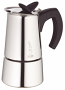 Bialetti Musa 10 Cup Stainless Steel Stovetop Espresso Maker