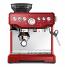 Breville Barista Express Cranberry Red BREBES870CBXL Espresso Machine