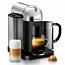 Nespresso VertuoLine Chrome Bundle with Aeroccino Plus