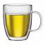 Bodum Bistro Doublewall Jumbo Tall Mug 15oz, set of 2