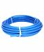 Foodgrade 3/8 OD PVC blue tubing - Price per Foot