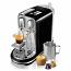 Breville Creatista BLACK Nespresso Single Serve Espresso Machine BNE600SLQUSC
