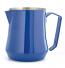 Motta Tulip Milk Pitcher BLUE 50cl. (500ml/17oz) Stainless Steel Inox 18/10