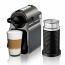 Breville Nespresso Inissia TITAN Single Serve Espresso Machine with Aeroccino 3 BEC150TTN1AUC1
