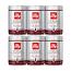 Illy Drip Coffee in 250g tin - Medium grind - Dark roast - Case of 6