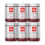 Illy Drip Ground Coffee - Intenso Bold Roast 250g #8836 - Case of 6 (BROWN) (EXP. OCT/21)