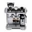 DeLonghi La Specialista Maestro Semi-Automatic Espresso Machine with Built-in Grinder - EC9665M