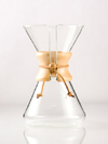Chemex Handblown Series 5 Cup Glass Coffee Maker