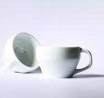 Cafelat Porcelain Cappuccino Cups Set of 2