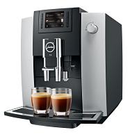Jura E6 Platinum Super Automatic Espresso Machine