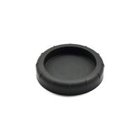 Krome Espresso Coffee Tamper Seat Black - C2272