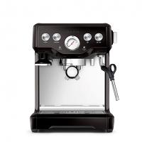 Breville Infuser BREBES840BSXL Espresso Machine SESAME BLACK