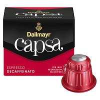 Dallmayr Capsa Decaffeinato Espresso Capsules - Box of 10