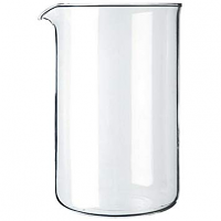 Bodum French Press Replacement Glass - 12 Cup