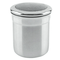 Fox Run Mini Stainless Steel Shaker with Mesh 2.87oz