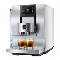 Jura Z10 Super Automatic Espresso Machine - Aluminum White 15361
