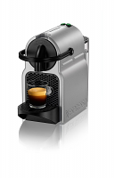 Delonghi Nespresso Inissia SILVER Single Serve Espresso Machine EN80SCA