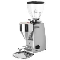 Mazzer Mini E Type A Espresso Grinder Silver